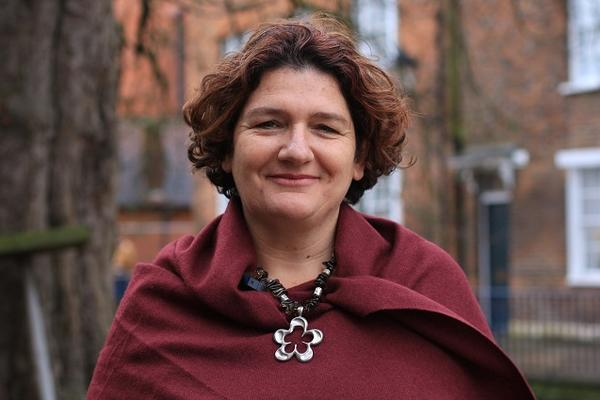 Portrait image of Vered Balan, Environmental Sustainability